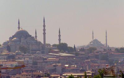 How James Bond Inspired My Trip To Istanbul