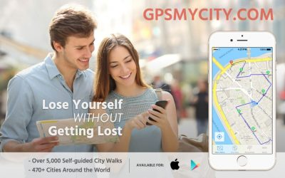 GPSmyCity: Lose Yourself Without Getting Lost