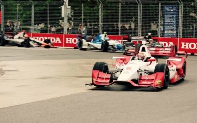 The Little Car Race Track Toronto Loves: Honda Indy Toronto