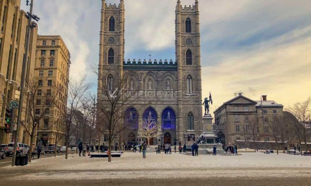 A Very Wintry 48 Hour Montreal Itinerary