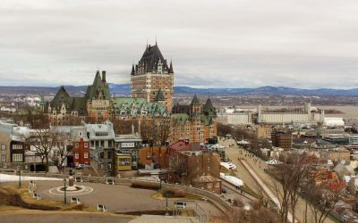 A Beautiful Quebec City Weekend Getaway