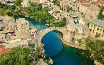 One Day In Mostar, Bosnia and Herzegovina