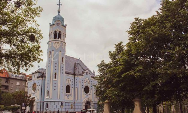 Things To Do In Bratislava In 1 Day
