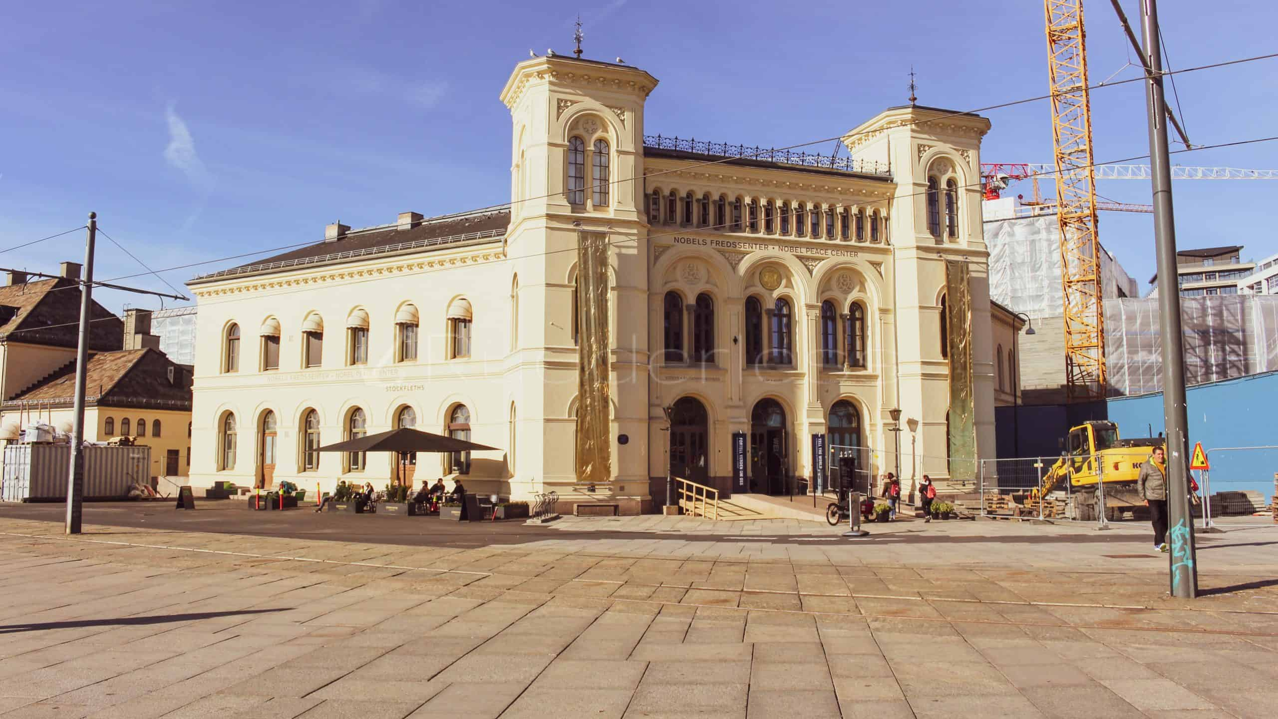 top things to do in oslo - nobel peace center